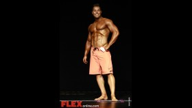 Theron Moodie - Mens Physique - 2012 Team Universe thumbnail