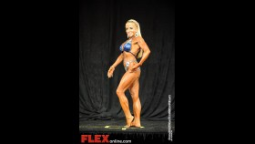 Julie Currie - Womens Physique A 35+ - Teen, Collegiate and Masters 2012 thumbnail