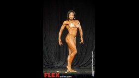 Leonie Rose - Womens Physique C 45+ - Teen, Collegiate and Masters 2012 thumbnail