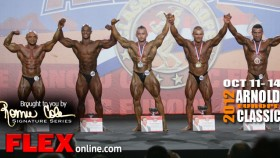 IFBB Amateur Results from 2012 Arnold Classic Europe thumbnail