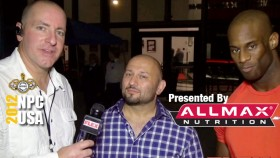 Super Heavyweight Winner Stephen Frazer Interview thumbnail