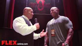 2014 Olympia Press Conference Wrap Up thumbnail