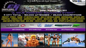 2013 IFBB Dallas Europa Super Show thumbnail