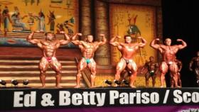 2013 IFBB Dallas Europa Super Show Prejudging Recap thumbnail