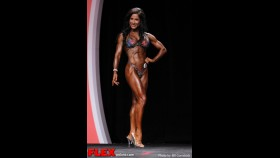 Jami DeBernard - Figure - 2012 IFBB Olympia  thumbnail