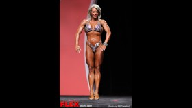 Aleisha Hart - Figure - 2012 IFBB Olympia  thumbnail