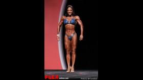 Candice John - Figure - 2012 IFBB Olympia  thumbnail