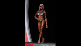 Larissa Reis - Figure - 2012 IFBB Olympia  thumbnail