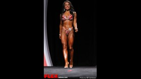 Alea Suarez - Figure - 2012 IFBB Olympia  thumbnail