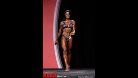 Vanda Hadarean - Fitness - 2012 IFBB Olympia thumbnail