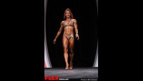Hollie Stewart - Fitness - 2012 IFBB Olympia thumbnail