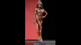 Adela Garcia - Fitness - 2012 IFBB Olympia thumbnail
