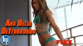 Flex Bikini Model Search Winner Ana Delia DeIturrondo thumbnail