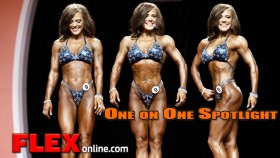One on One with IFBB Pro Mallory Haldeman thumbnail