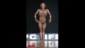 Allison Frahn - Figure - 2014 IFBB Pittsburgh Pro thumbnail