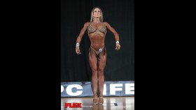 Annette Mendez - Figure - 2014 IFBB Pittsburgh Pro thumbnail