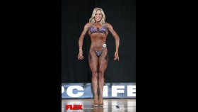 Patty Zariello - Figure - 2014 IFBB Pittsburgh Pro thumbnail