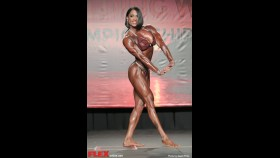 Jessica Gaines - Women's Physique - 2014 IFBB Tampa Pro thumbnail