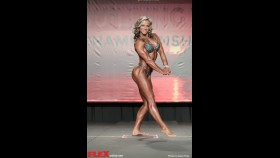Leah Johnson - Women's Physique - 2014 IFBB Tampa Pro thumbnail