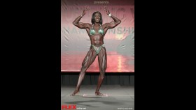 Candrea Judd Adams - Women's Physique - 2014 IFBB Tampa Pro thumbnail