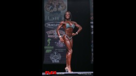 Brittany Cambell - Phil Heath Classic 2014 - Figure Class B thumbnail