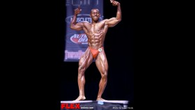 Lazarus Ross - Men's Middleweight - Phil Heath Classic 2013 thumbnail