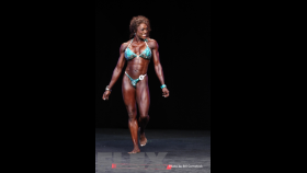 2014 Olympia - La'Drissa Bonivel - Women's Physique thumbnail