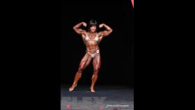 2014 Olympia - Christine Envall - Women's Bodybuilding thumbnail
