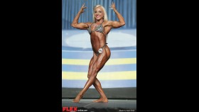 Hannah Hallman - 2014 IFBB Europa Phoenix Pro thumbnail
