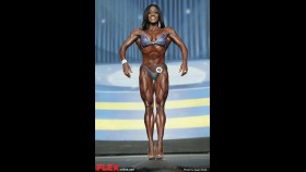 Brittany Campbell - 2014 IFBB Europa Phoenix Pro thumbnail