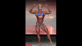 Zoa Linsey - Women's Bodybuilding - 2014 IFBB Tampa Pro thumbnail