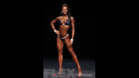 2014 Olympia - Christina Fjaere - Bikini thumbnail