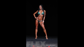 2014 Olympia - Stephanie Mahoe - Bikini thumbnail
