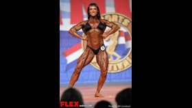 Tazzie Columb - 2013 Arnold Classic thumbnail