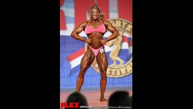 Kim Buck - 2013 Arnold Classic thumbnail