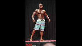 Darnell Moss - Men's Physique D - 2014 USA Championships thumbnail