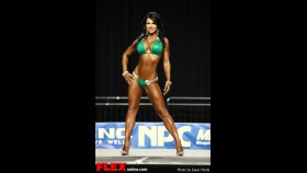 Elle DeLallo - 2012 NPC Nationals - Bikini B thumbnail