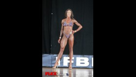 Laurel Bickford - Figure - 2014 IFBB Pittsburgh Pro thumbnail