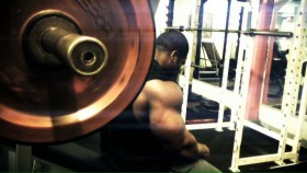 Lionel Beyeke Chest Biceps Workout for 2013 Chicago Pro thumbnail