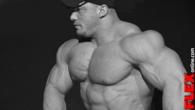 Mamdouh Elssbiay aka Big Ramy 3.5 Weeks Out from 2013 Mr Olympia thumbnail
