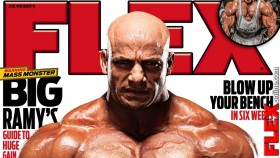 FLEX Magazine's October 2013 Issue Sneak Peek thumbnail