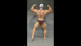 Marius Dohne: Final day of depletion before Arnold Brazil  thumbnail