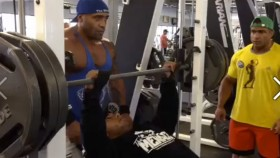 Big Ramy: One Week Out and Going Strong  thumbnail