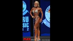 Nicole Wilkins - Figure - 2012 Sheru Classic thumbnail