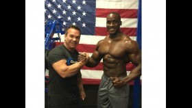 IFBB Pro Robert Timms signs with the team at Gaspari Nutrition thumbnail
