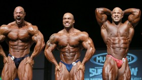 2013 Toronto Pro Results - Score Cards - Galleries - Videos thumbnail