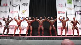 2014 NPC USA Bodybuilding Championships, 1st Call Out Report thumbnail
