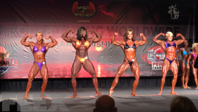 Women's Bodybuilding Prejudging Call Out Report thumbnail
