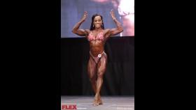 Teresita Morales - Women's Physique - 2014 Toronto Pro thumbnail