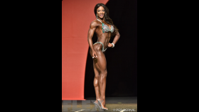 Candice Lewis - Figure - 2015 Olympia thumbnail